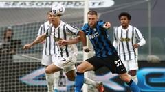 Три пенальти, два удаления. Ювентус в напряженном матче переиграл Интер