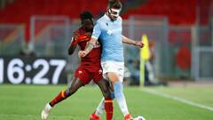 Рома — Лацио — 2:0. Видео голов и обзор матча