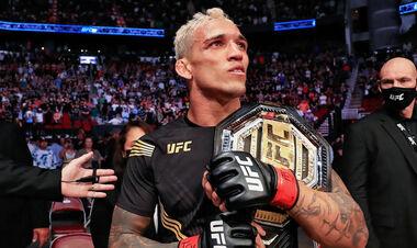 Оливейра 28 боев шел до титула UFC. Это новый рекорд
