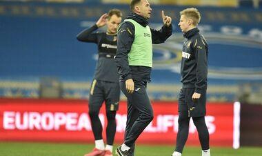 СОПКО: «Сборной Украины сложно играть два матча подряд с суперотдачей»