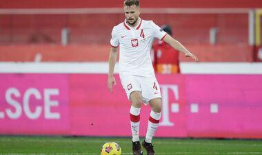 Кендзера – в расширенной заявке сборной Польши на Евро-2020