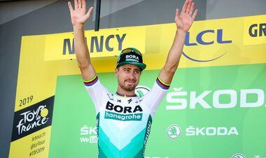 Джиро д'Італія. Саган виграв десятий етап