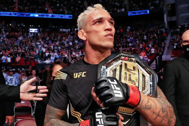 Олівейра 28 боїв йшов до титулу UFC. Це новий рекорд