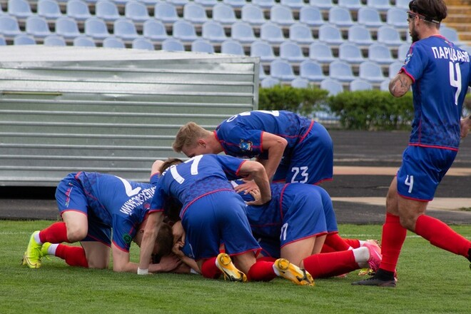 Николаев — Кремень — 2:0. Видео голов и обзор матча