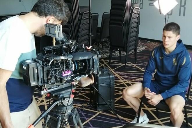 Денис ПОПОВ: «Приятно, что тренеры обратили внимание и вызвали в сборную»