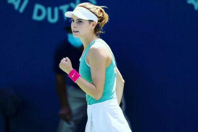 Завацкая проиграла финал квалификации на турнире в Италии