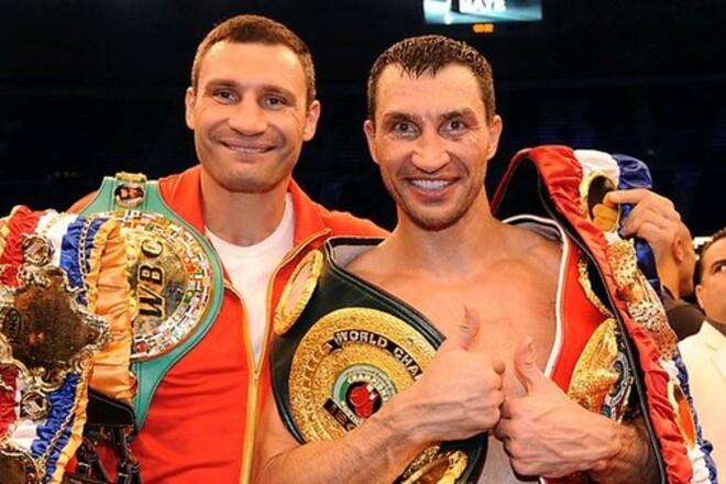 Владимир Кличко назван лучшим супертяжеловесом в истории по версии BoxRec