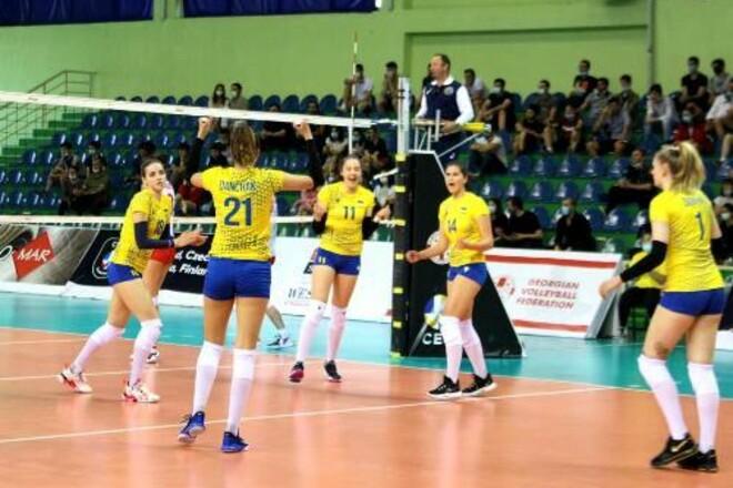 Определились все участники финального этапа женского чемпионата Европы