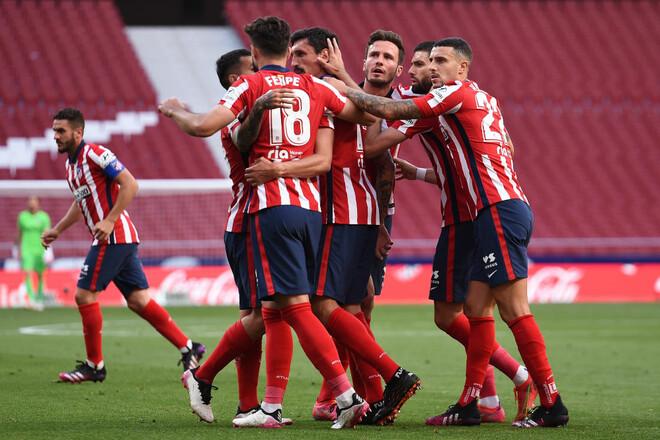Атлетико Мадрид – Осасуна – 2:1. Видео голов и обзор матча
