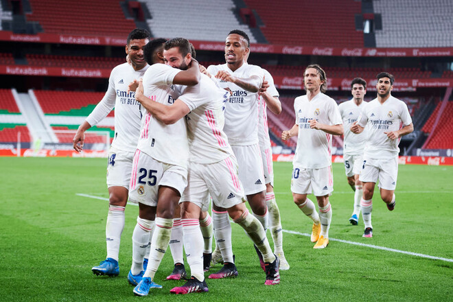 Атлетик – Реал Мадрид – 0:1. Видео гола и обзор матча