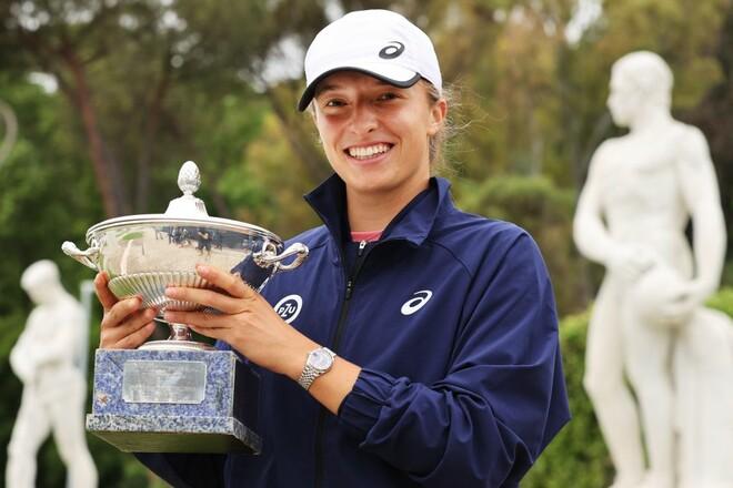 Рейтинг WTA. Свитолина осталась шестой, Свёнтек ворвалась в первую десятку