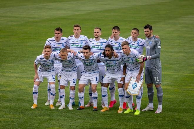 Динамо – самая волевая команда УПЛ в сезоне 2020/21