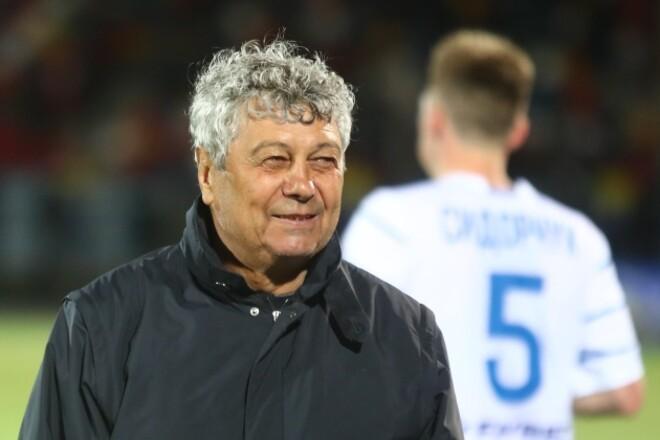 Луческу будет помогать сборной Украины на Евро в Бухаресте