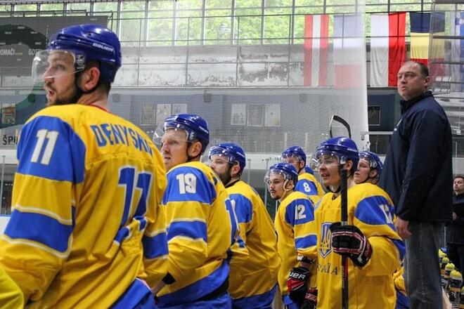 Збірна України програла другий матч на товариському турнірі