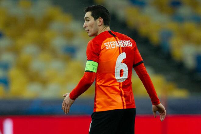 Болельщики Шахтера признали Степаненко лучшим игроком мая