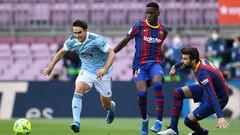 Барселона – Сельта – 1:2. Відео голів та огляд матчу