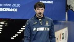ВИДЕО. СаШо снова в деле. Шовковский принял участие в тренировке сборной