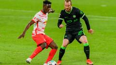 РБ Лейпциг – Вольфсбург – 2:2. Видео голов и обзор матча