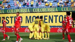 Вільярреал – Севілья – 4:0. Відео голів та огляд матчу