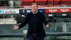 Барселона уволит Кумана в конце сезона