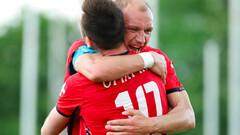Волынь — Горняк-Спорт — 2:0. Видео голов и обзор матча
