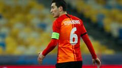 Уболівальники Шахтаря визнали Степаненка найкращим гравцем травня