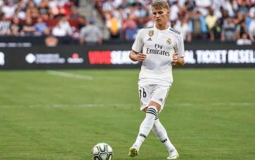 Арсенал согласовал переход талантливого хавбека Реала