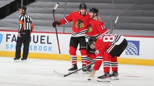 НХЛ. Успехи Питтсбурга и Чикаго, хет-трик и победный гол за 0,5 до сирены