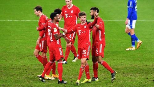 Шальке – Бавария – 0:4. Видео голов и обзор матча