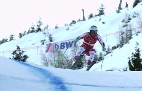Горные лыжи. Крихмайр выиграл супергигант в Китцбюэле