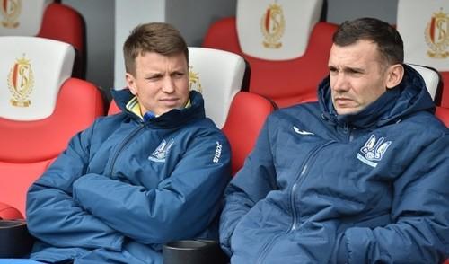 Штаб Шевченко просмотрит игроков в Турции. Вместе с ними - Ротань