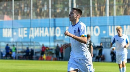 «Хорошая перспектива». Луческу нравится игра молодого форварда Динамо