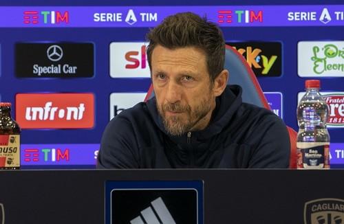 Кальяри продлил контракт с тренером после 7 поражений подряд