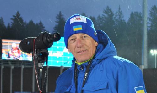 Юрай САНИТРА: «Дудченко – перспектива для украинского биатлона»
