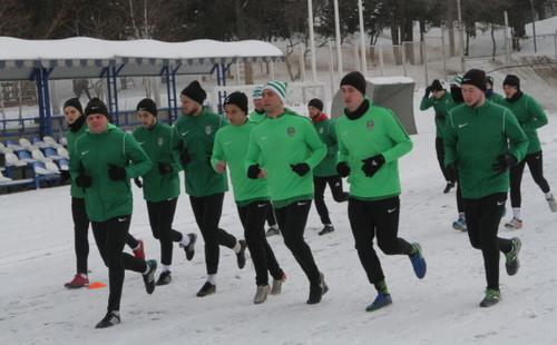 Заря отправила трех игроков в аренду команде Первой лиги