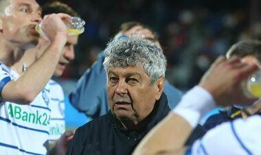 Луческу розповів, коли у нього виникла ідея очолити Динамо