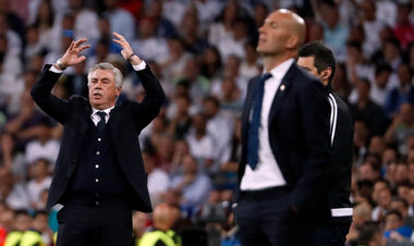 Зидан уйдет, Анчелотти придет. Кто вернет Реалу былое величие?