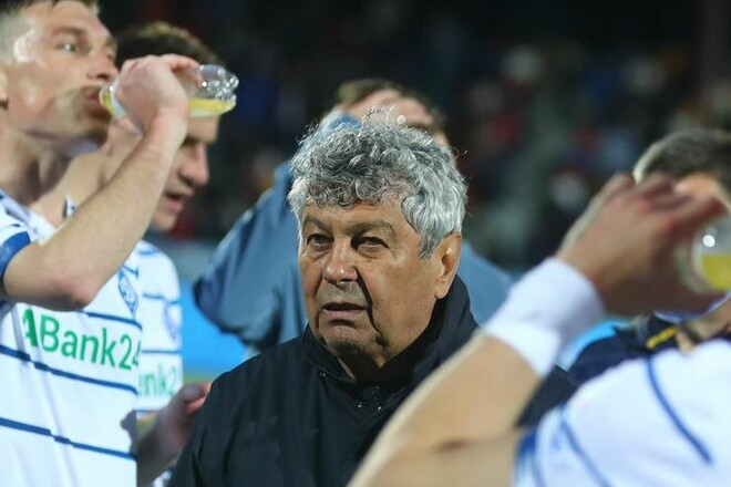 Луческу рассказал, когда у него возникла идея возглавить Динамо