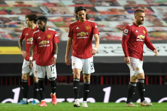 Где смотреть онлайн матч чемпионата Англии Манчестер Юнайтед – Фулхэм
