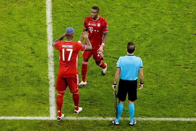 ФОТО. Баварія попрощалася з трьома легендами клубу