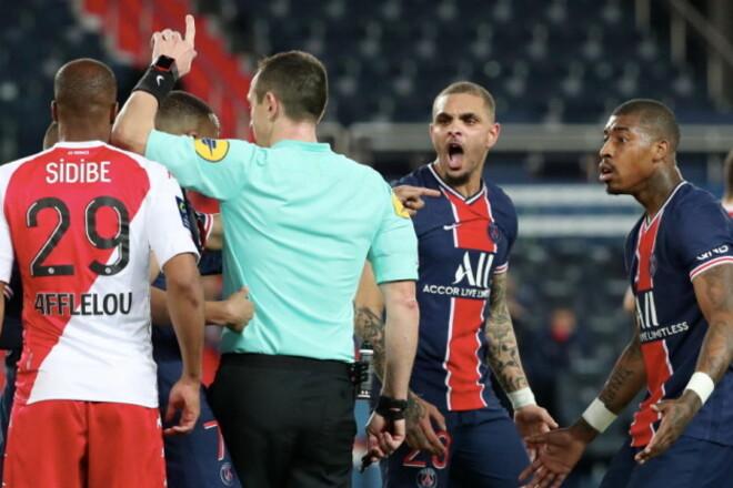 Где смотреть онлайн матч финала Кубка Франции Монако - ПСЖ