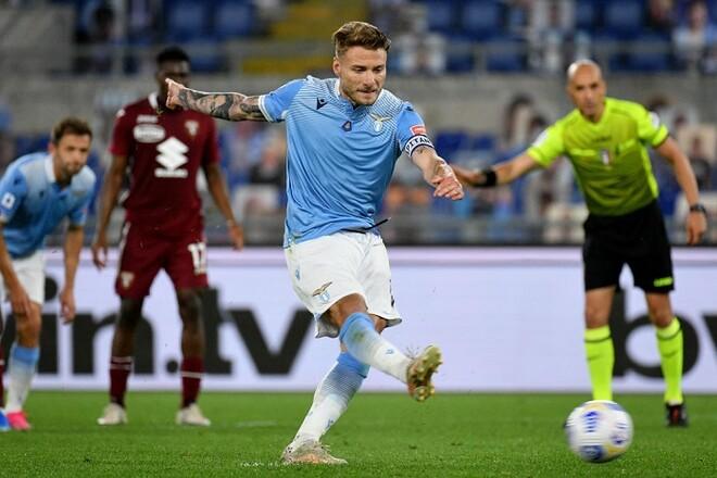 Серия А. Лацио не сумел обыграть Торино и отправил Беневенто в Серию Б
