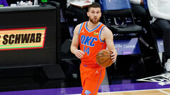Святослав Михайлюк завершил свой третий сезон в НБА