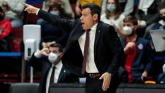 Баскетбольный ЦСКА определился с главным тренером