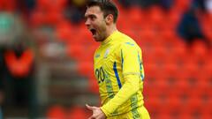 Александр КАРАВАЕВ: «После матча в Португалии у нас словно выросли крылья»