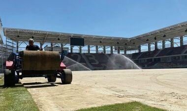 Исторический момент. Рапид откроет новый стадион матчем против Динамо Киев