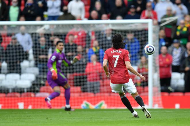 Ман Юнайтед – Фулхэм – 1:1. Шикарный гол Кавани. Видео голов и обзор матча