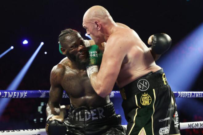 Промоутер Ф'юрі: «Вихід тільки один - прибрати Вайлдера в рингу»