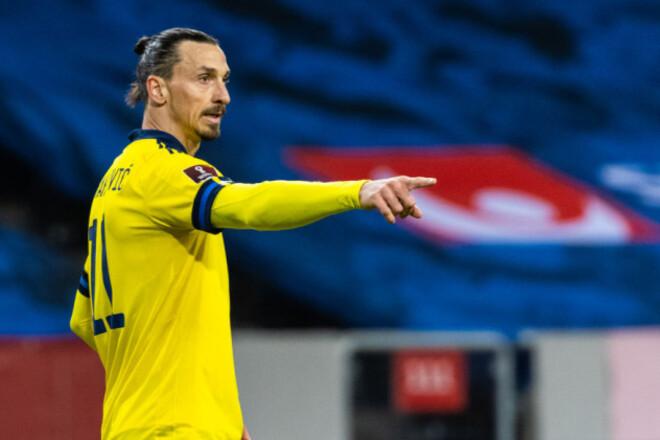 Без Златана. Швеція оголосила остаточну заявку на Євро-2020