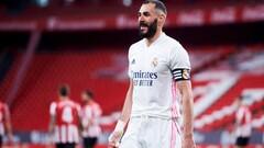 Реал готовит новый контракт для Бензема